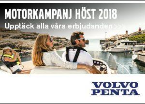 Volvo Penta Kampanj Hösten 2018